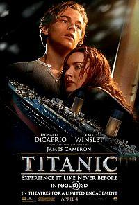טיטניק  Titanic | תרגום מובנה | דרמה - זוכה פרס הסרט הטוב ביותר